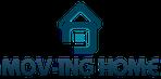 MOV-ING HOME logo